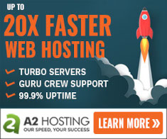 A2 Hosting - best hosting for Wordpress